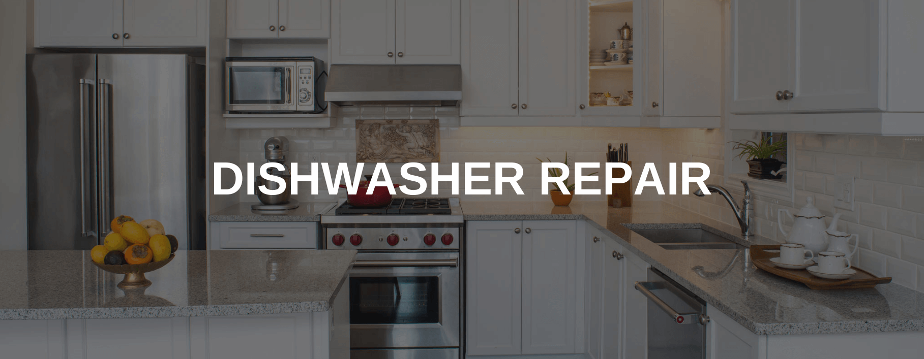 dishwasher repair naugatuck