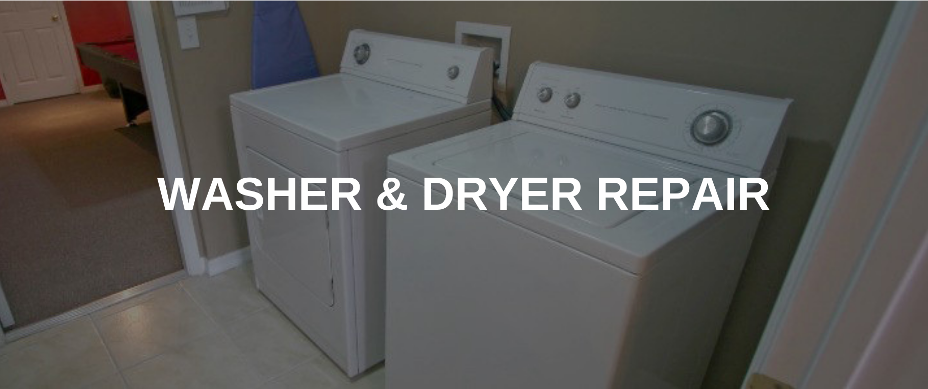 washing machine repair naugatuck